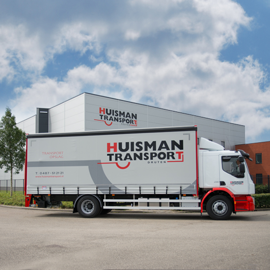 Huisman Transport Privacy Policy